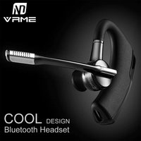Bluetooth Headset Wireless Bluetooth Headphones Stereo Earphone with Mic Noise Cancelling Hands free for iPhone 7 Xiaomi Sumsung