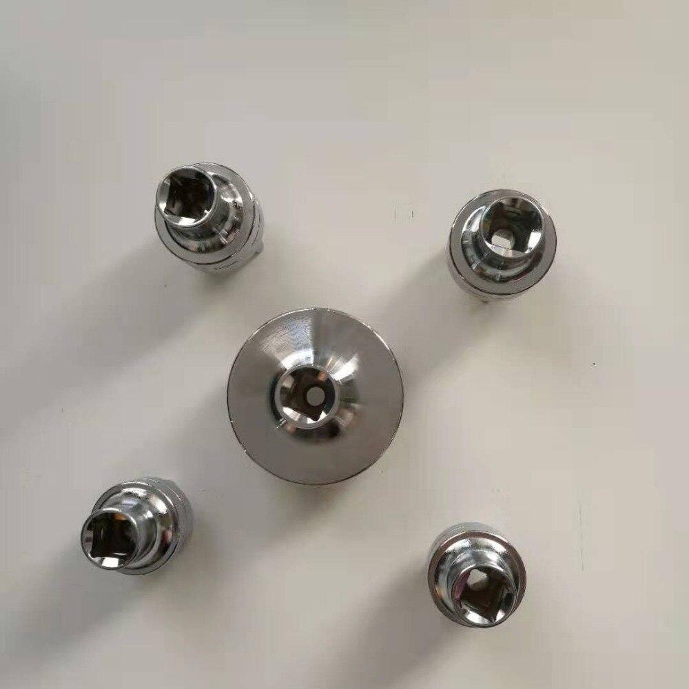 Автомобильный Кондиционер Электрический контроль компрессора муфты инструмент для удаления присоски/авто AC компрессор инструмент для ремонта