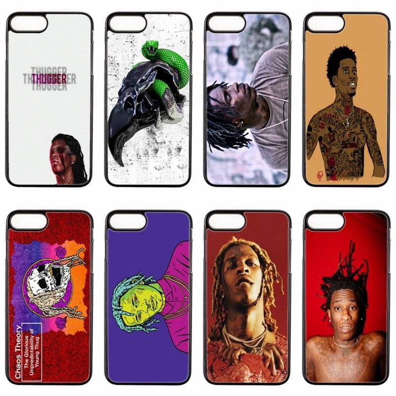 Young Thug Cover Case For LG G2 G3 G4 Stylus G5 G6 Nexus 4 5 5X Google 6 K10 V20 Phone Case