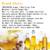 Natural puro Saludable marca de Arganoil Temperatura Térmica necesidad de Cambio de Color de esmalte de uñas de gel uv led lámpara para curar verde seguro y saludable