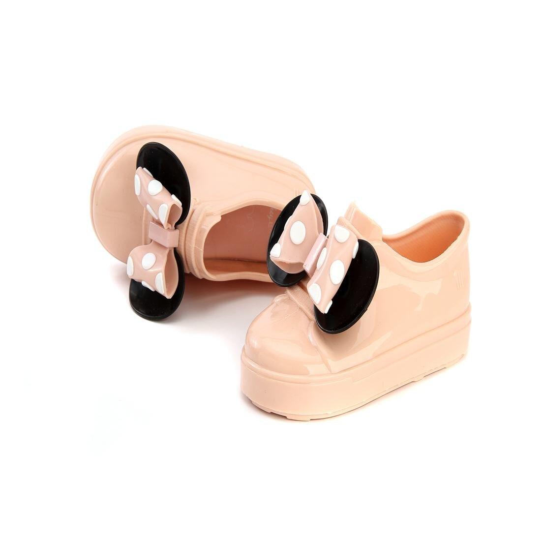 Mini Melissa 2017 Sportowe buty przeciwdeszczowe Wave Point 2 Layer - Obuwie dziecięce - Zdjęcie 4