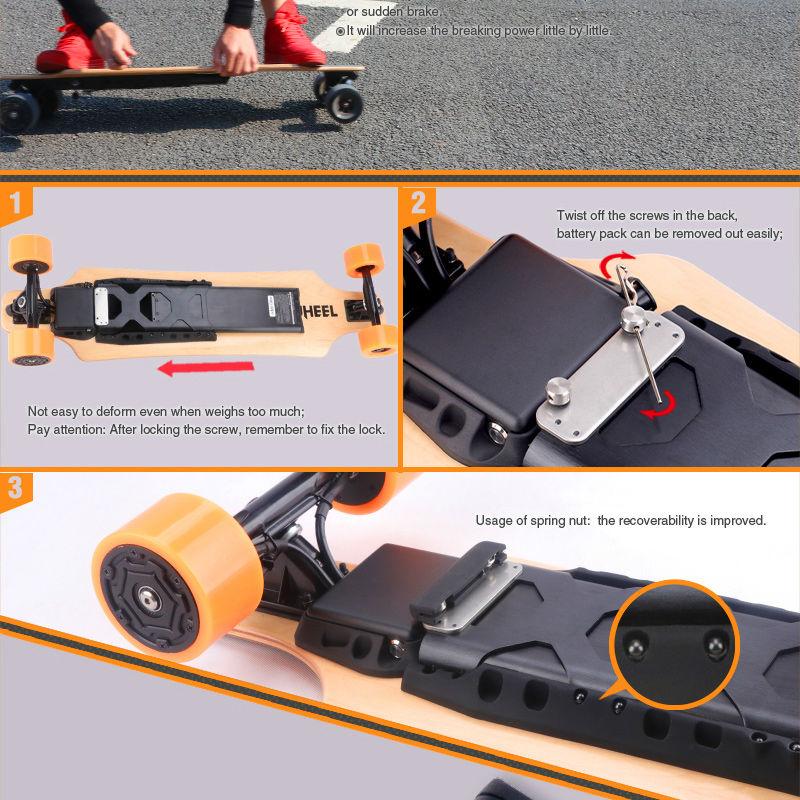 Hoverboard skateboard (5)