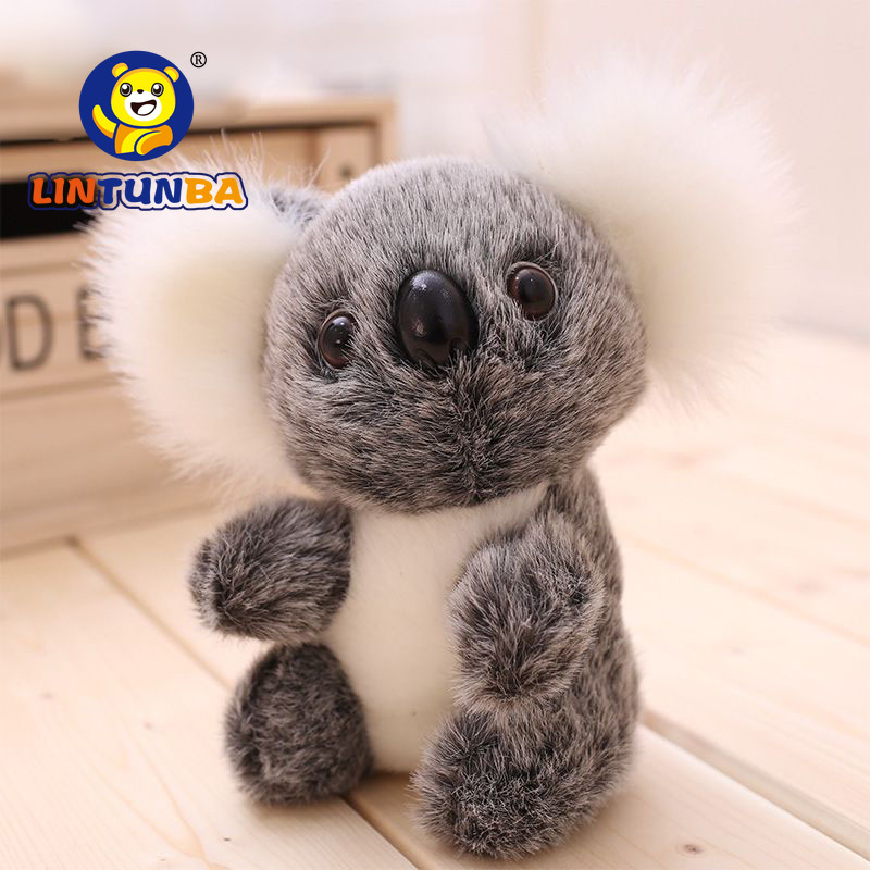 16CM New Arrival Super Cute Small Koala Bear Plush Toys Adventure Koala Doll Birthday Christmas Gift PT024