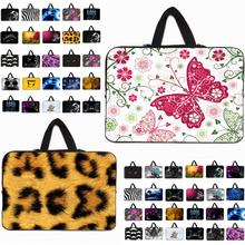 Viviration fashion neoprene tablet bag sleeve cases cover pouch for samsung galaxy tab 2 10.1 for ipar air 1 2 3 3rd 4 air 9.7 totoro soft neoprene sleeve bag case cover pouch w strap for samsung galaxy tab tablet pc 9 7 for apple ipad 4 3 2 1