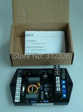Free Shipping brushless Alternator  AVR  M16FA655A  AVR M16FA655A