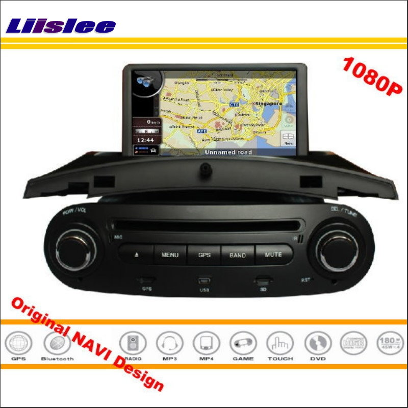 liislee for volkswagen vw beetle 2003 2010 car dvd player. Black Bedroom Furniture Sets. Home Design Ideas