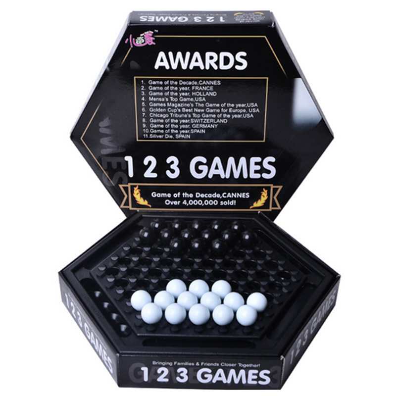 Awards Board Game English Version Education Game For Kids Easy Play Board Game ABS Plastic Free Shipping