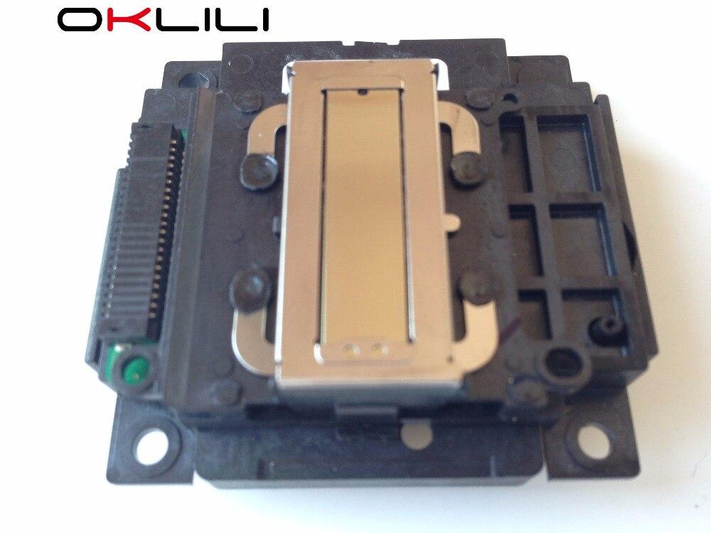 FA04010 FA04000 głowicy drukującej głowica drukująca Epson L300 L301 L351 L355 L358 L111 L120 L210 L211 ME401 ME303 XP 302 402 405 2010 2510 w Części drukarki od Komputer i biuro na AliExpress - 11.11_Double 11Singles' Day 1