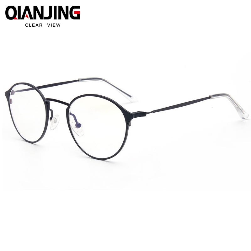 2018 Metal Full Frame Eyeglasses Frames Men Spectacle Eye Glasses Frame Women Eyewear Frame for Myopia oculos de grau Hyperopia