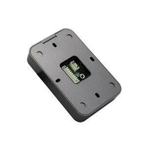 Image 3 - Cerradura electrónica inteligente con Bluetooth para puerta cerradura de puerta Digital con Wifi, control de largo alcance, cerradura segura de vidrio para oficina, Lector de Control de Acceso