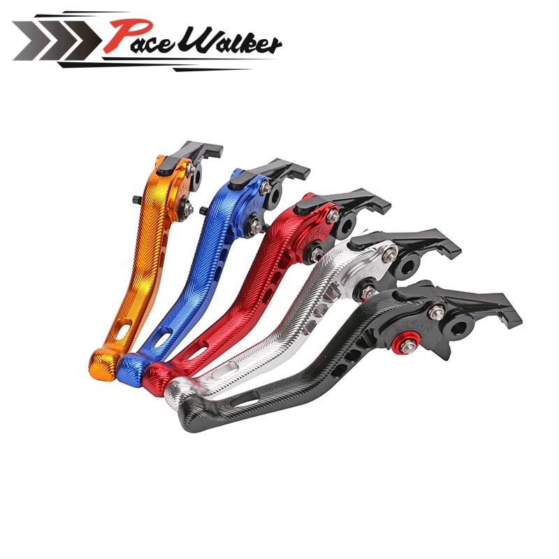 Motorcycle Brake Clutch Levers For SUZUKI GSX650F 2008-2014 Bandit 650/Bandit 1200/Bandit 1250/S adjustable long folding clutch brake levers for suzuki gsx 650 f gsx650f 08 09 10 11 12 13 14 15 2014 gsf 650 bandit n s 2015