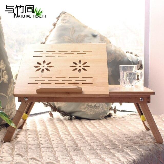 Mesa de ordenador portátil cama con niños perezosos tablas ...