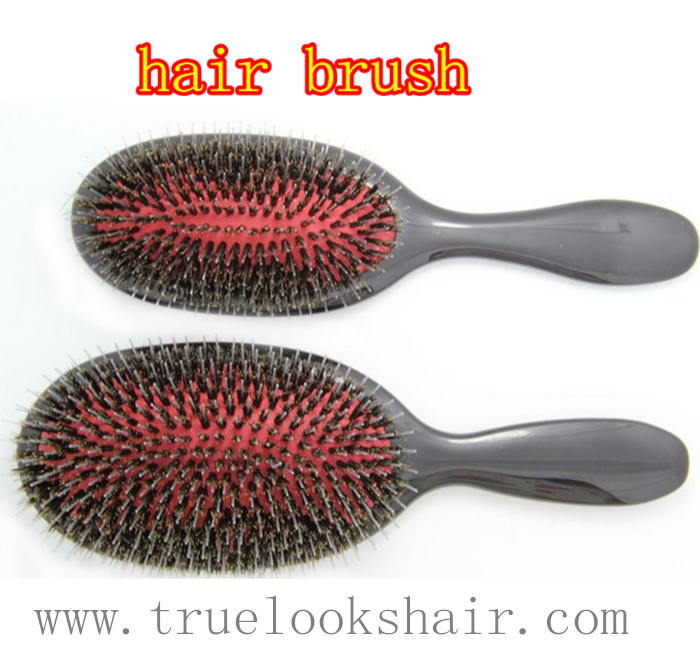 Big discount 2019 hair extension tool hair comb By Airmail wig brush 10 Pcs Package hairbrush