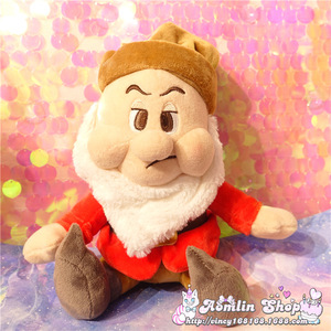 Image 4 - Seven Dwarfsตุ๊กตาตุ๊กตา25ซม.10 Happy Sleepy Sneezy Dopey Grumpy Bashfulของขวัญของเล่นหญิง