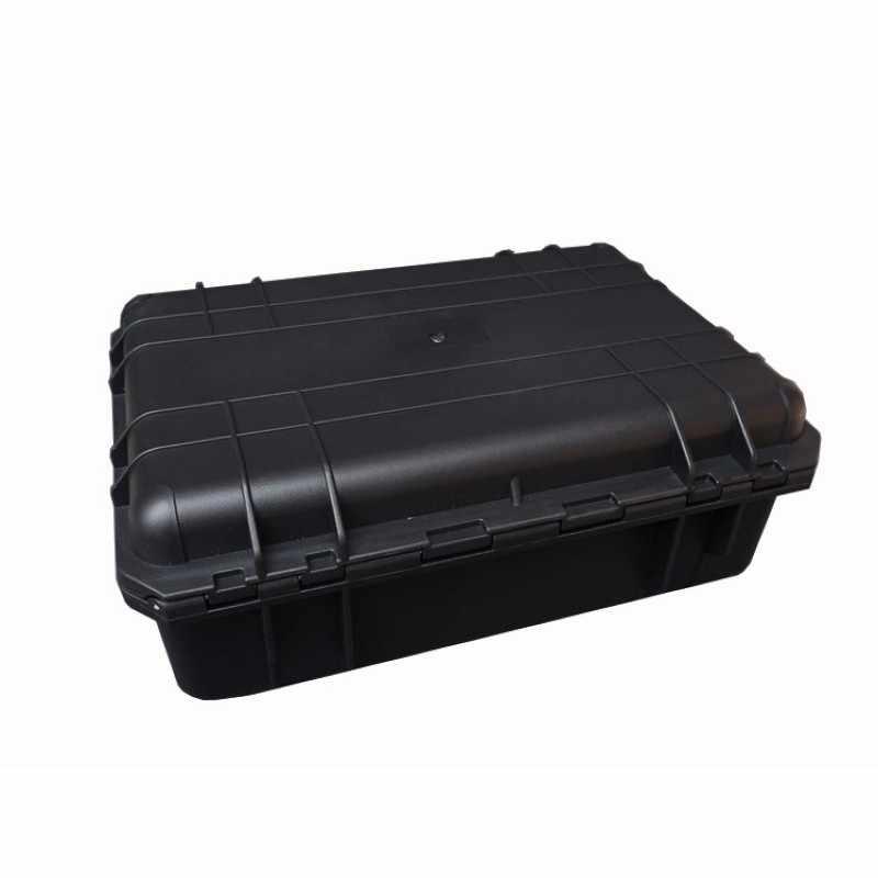460x345x175 мм пластиковый ящик для инструментов влагостойкий ударопрочный водонепроницаемый ящик для инструментов защитный чехол для оборудования с предварительно вырезанной пеной