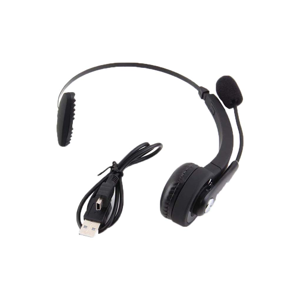 Bluetooth Gaming Earphone Wireless Headset Headphone with Micphone for PlayStation 3 PS3