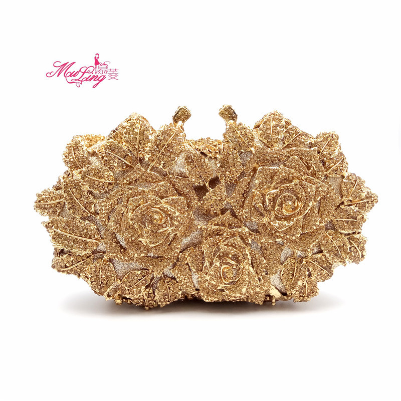 Metal Minaudiere Clutch Silver Evening Crystal Handbags Women Socialite Party Prom Bag Bridal Clutches Wedding Purse Gift Box babyganics 50ml 2016 10