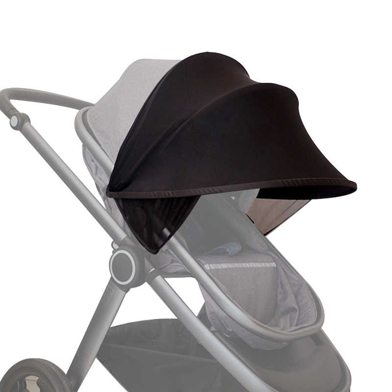 Детская коляска солнцезащитный козырек карета солнцезащитный козырек крышка для коляски Аксессуары для коляски автомобильное сиденье Багги коляска крышка Солнцезащитный капюшон