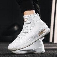 Новые весенние баскетбольные кеды Air подушки амортизатор мужская мода повседневная обувь дышащие мужские трусы большого размера пара