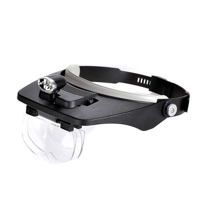 DLKKLB 1 Pc Magnifying Glass For Beekeeping Beekeeping Equipment Head-mounted Multiple Magnification Mirror Height Quality