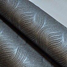 Большая распродажа, обои под черную слюду, блестящее вермикуляционное покрытие стен для роскошного офисного украшения