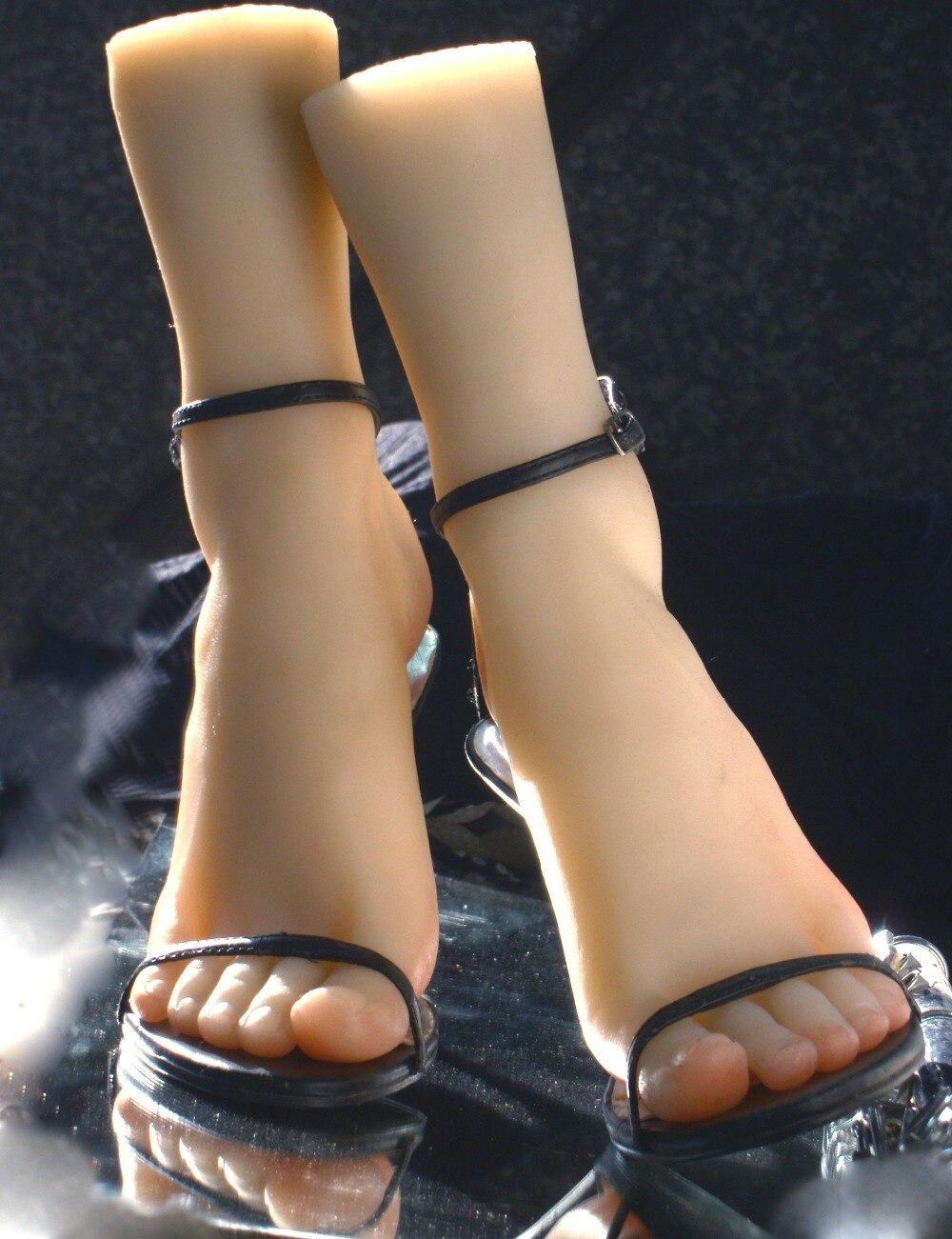 2015 New Arrival font b Sex b font Toy Feet Fetish Toys for Man Lifelike Female