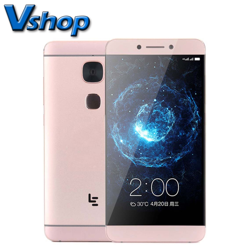 Letv Le Max 2 X820 Android 6.0 Snapdragon 820 Quad Core 1440P 21MP Camera RAM 4 6GB ROM 32GB 64GB 4G LTE 5.7 inch Cell Phone
