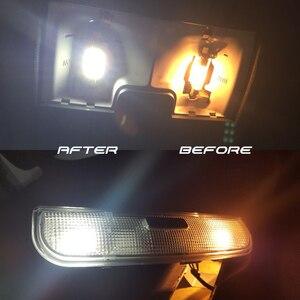 Image 2 - 12 個canバスエラーフリー白色ledインテリアライトキットパッケージ電球を交換アウディA3 8 1080pアクセサリー 04 13 車のスタイリング