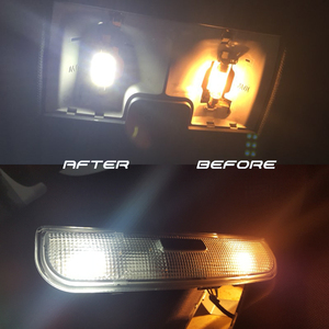 Image 2 - 12PCs CAN bus Error Free White Led Interior Light Kit Package Replace Bulbs For Audi A3 8P Accessories 04 13 Car Styling