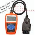 WESTSKY W185 Padrão 16Pin Conector OBD2 Leitor de Código de OBDII EOBD + CAN Automóvel Carro do Scanner Ferramenta de Diagnóstico de Suporte 4 Idiomas