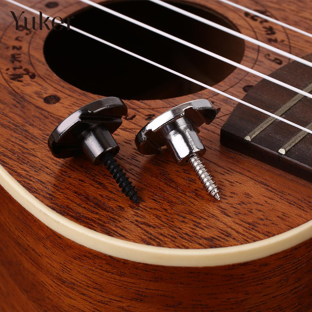 bass electric guitar pressure string tree retainer buckle accessories round in guitar parts. Black Bedroom Furniture Sets. Home Design Ideas