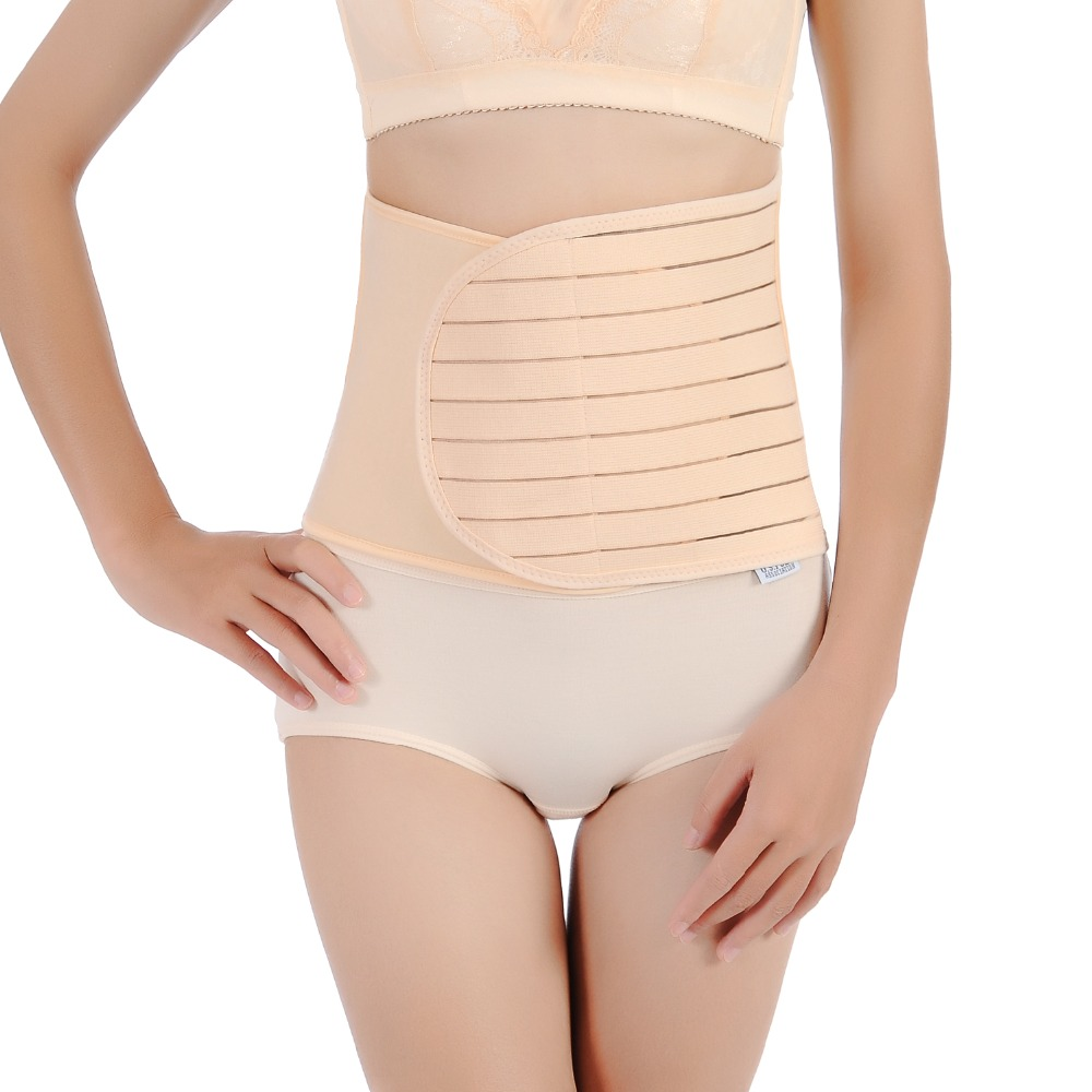 Belly Band After Pregnancy Belt Maternity Postpartum Bandage Band Recovery Shapewear Corset Girdle Slimming Corset