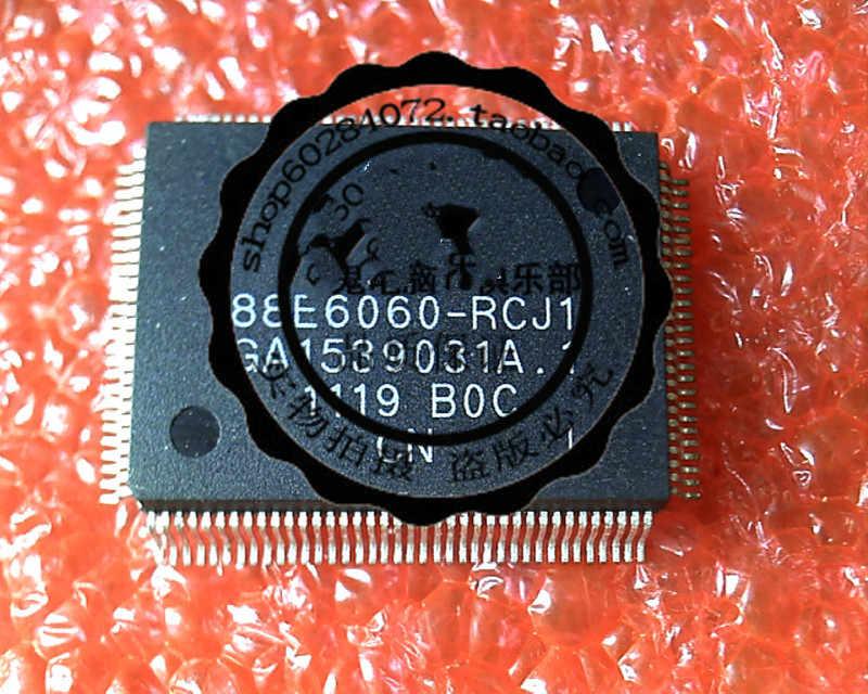 10Pcs 88E6060 RCJ 88E6063 RCJ1 New