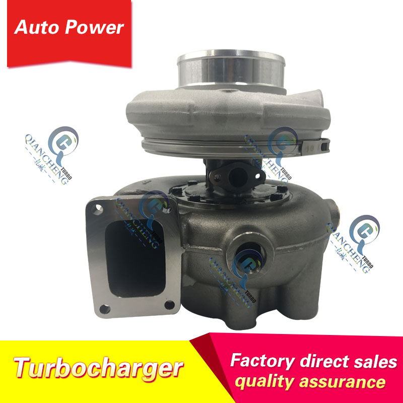 High quality Turbocharger 3596959 3769996 3596960 3767944 Turbo HX80M Fits For Cummins Marine KTA Engine K19/K38/K39|Turbo Chargers & Parts| |  - title=