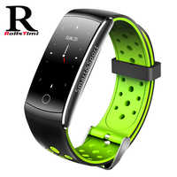 Smart Watch RollsTimi Digital Watch With Heart Rate Monitor Pedometer Fitness Bracelet Reminder Smartwatch for iphone AndroidIOS