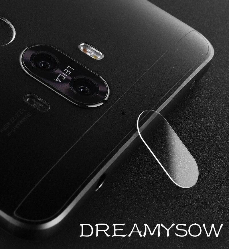 DREAMYSOW For HuaWei Honor 6X 8 9 V9 P9 P9Plus P10 Plus Nova 2i fashion Back Camera Lens Tempered Glass Protective Film