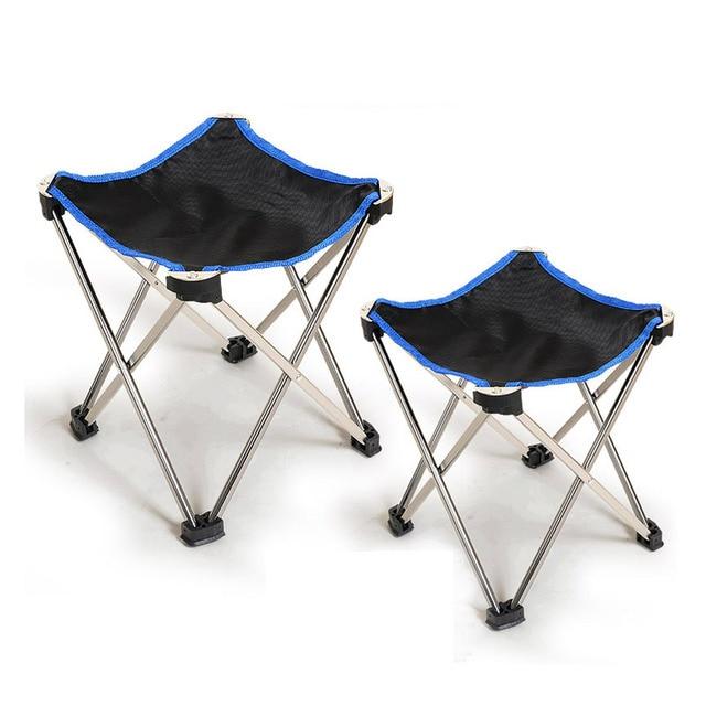 屋外家具軽量釣り折りたたみ椅子アルミ合金ポータブル小椅子