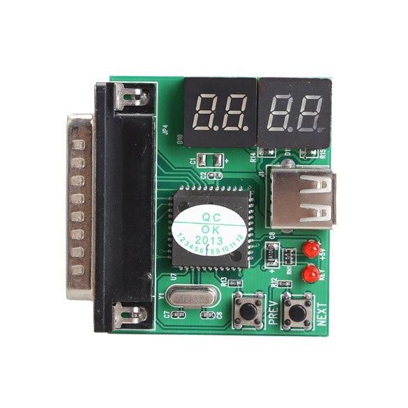 High Quality Genuine 4-Digit PC Analyzer Motherboard Diagnostic Tester USB Post Test Card