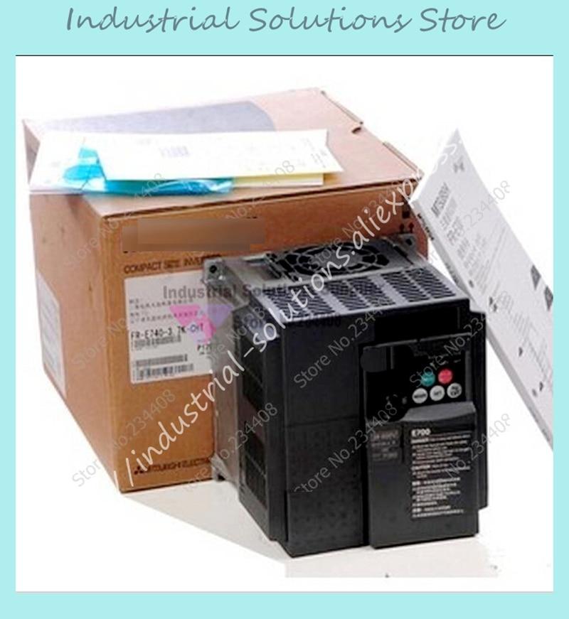 Inverter FR-E720-1.5 K 220v 1.5kw 3-phase Frequency Converter New frequency inverter for fr a740 1 5k cht well tested working