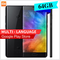 Xiaomi Mi Note 2 Snapdragon 821 Quad Core 4GM ОПЕРАТИВНОЙ ПАМЯТИ 64 ГБ ROM 22.56MP 5.7 ''4000 мАч Карты 4 К Видео Мобильных Телефонов Note2