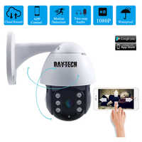 DAYTECH 1080P WiFi IP Macchina Fotografica Impermeabile Esterna del CCTV di sicurezza Domestica Di Sorveglianza ONVIF 2MP Rete P2P Monitor di Registrazione