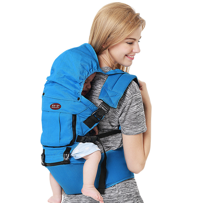 3 In 1 Multifunctional Kangaroo Baby Backpack Carrier Waist Stool Hipseat Four Season Infant Baby Carrier Mother Backpack Sling 2016 hot portable baby carrier re hold infant backpack kangaroo toddler sling mochila portabebe baby suspenders for newborn
