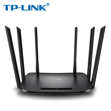 Фотография TP-Link Wireless Wifi Router AC1750 Dual-Band Wireless Router 802.11ac 2.4G 5.0G Wifi repeater TL-WDR7400 APP Routers
