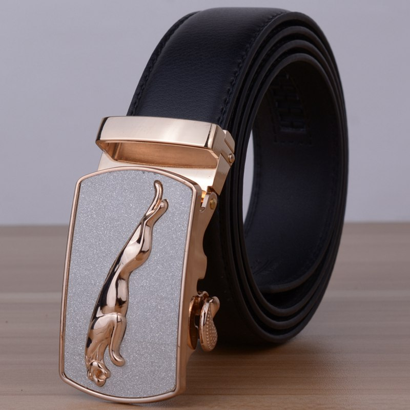 Hot Sale Name Brand Design Belt Men Fashion Casual Men Automatic buckle Belts Male Belt Men Strap Male Waistband in Men 39 s Belts from Apparel Accessories
