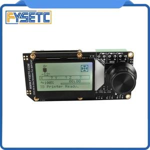 Image 3 - AIO השני V3.2 Mainboard כל באחד השני 32 קצת MCU 32bit ST820 נהג 256 Microsteps בקר לוח תמיכה מרלין עבור 3DP/CNC