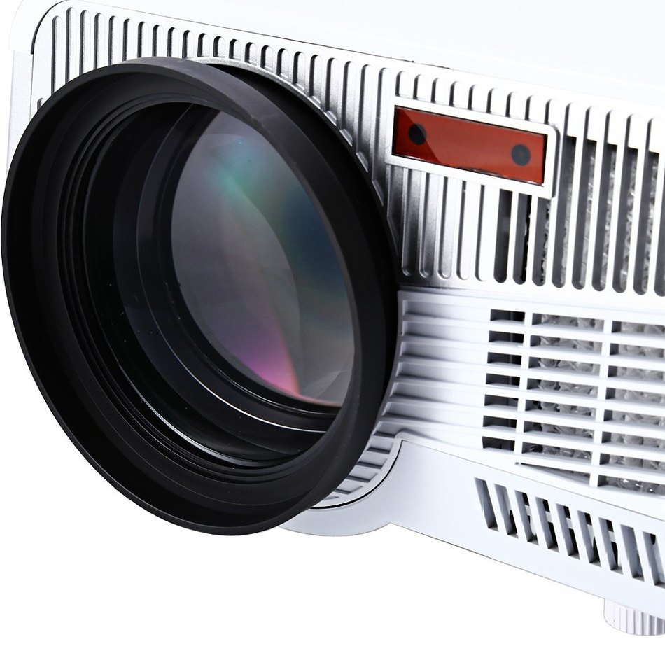Unterhaltungselektronik Pico 1080 P Smart 2d ~ 3d Led Dlp Projektor Z2s Mit 600 Ansi Lumen