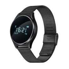 Смарт-часы M7 Поддержка в реальном времени крови Давление монитор сердечного ритма часы трекер Smart Браслет для Android/ IOS