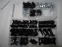 Обтекатель болты полный винт наборы Для HONDA CBR600RR 05-06 CBR600 RR F5 CBR 600RR CBR 600 RR 05 06 2005 2006 Гайки болты винты комплект