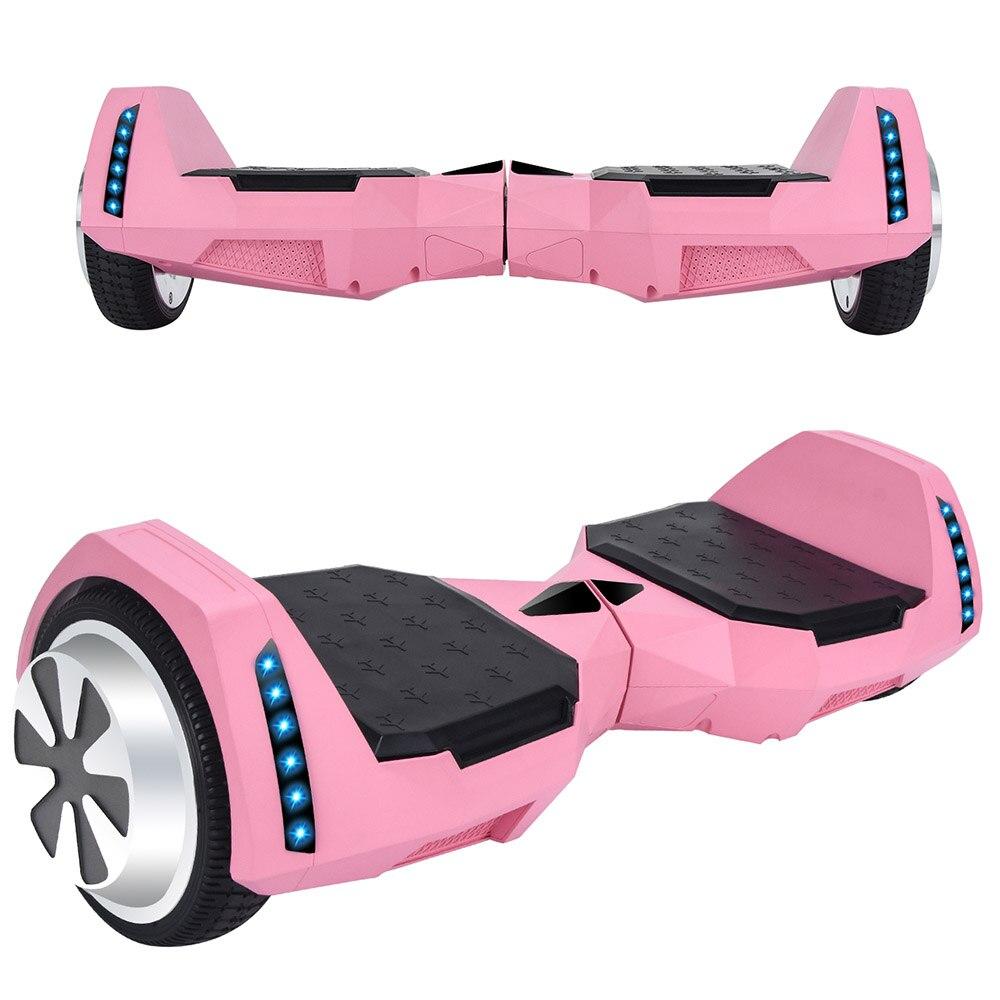 Hoervboard 6,5 Дюймов Электрический самокат скейтборд двухколесный умный скутер с Bluetooth динамиком Giroskuter - 2