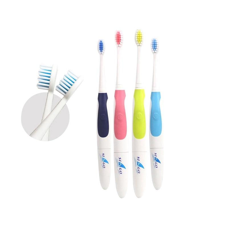 5 Голівки кистей Sonic Electric Зубна щітка - Прилади особистої гігієни - фото 2